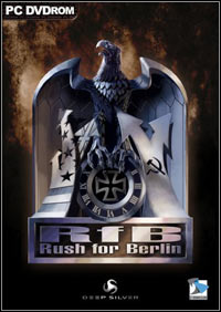 Okładka Rush for Berlin (PC)