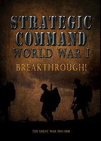 Okładka Strategic Command World War I: Breakthrough! (PC)