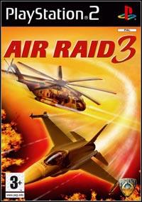 Okładka Air Raid 3 (PS2)