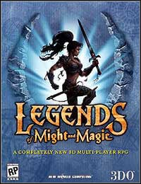 Okładka Legends of Might and Magic (PC)