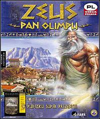 Okładka Zeus: Master of Olympus (PC)