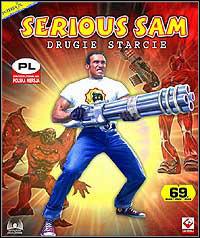 Okładka Serious Sam: The Second Encounter (PC)
