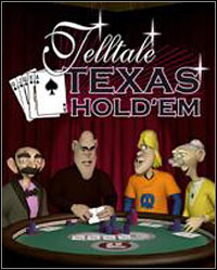 Okładka Telltale Texas Hold'em (PC)
