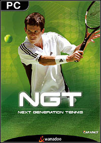 Okładka Next Generation Tennis (PC)