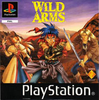 Okładka Wild Arms (PS1)