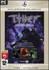 Okładka Thief: Antologia (PC)