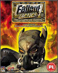 Okładka Fallout Tactics: Brotherhood of Steel (PC)