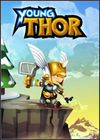 Okładka Young Thor (PSP)