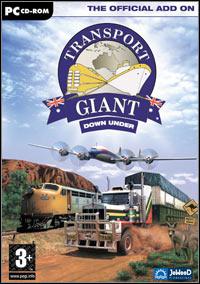 Okładka Transport Giant: Down Under (PC)