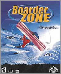 Game Box for Boarder Zone (PC)