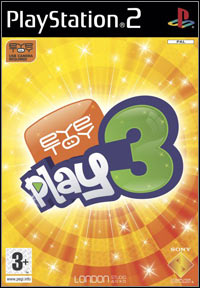 Game Box for EyeToy: Play 3 (PS2)