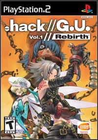 Okładka .hack//G.U. vol. 1//Rebirth (PS2)