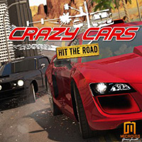 Okładka Crazy Cars: Hit the Road (PC)