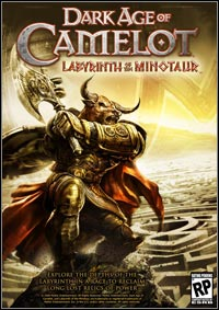 Game Box for Dark Age of Camelot: Labyrinth of the Minotaur (PC)