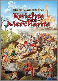 Game Box for Knights & Merchants: The Peasants Rebellion (PC)