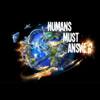 Okładka Humans Must Answer (PC)