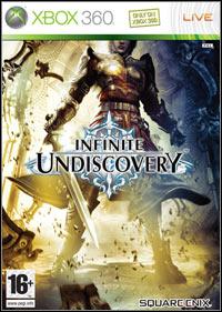 Okładka Infinite Undiscovery (X360)