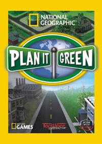 Okładka National Geographic: Plan It Green (PC)