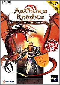 Okładka Arthur's Knights II: The Secret of Merlin (PC)