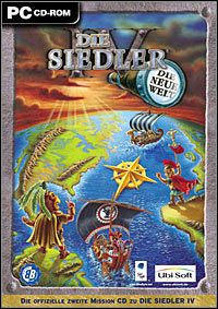 Okładka The Settlers IV: The New World (PC)