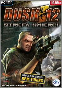 Okładka Dusk-12 (PC)