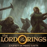Game Box for The Lord of the Rings: Journeys in Middle-earth (PC)
