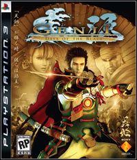 Okładka Genji: Days of the Blade (PS3)