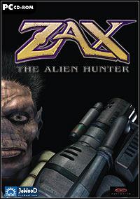 Okładka ZAX: The Alien Hunter (PC)