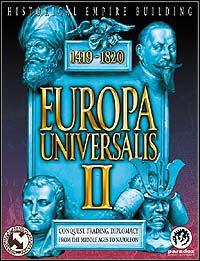 Okładka Europa Universalis II (PC)