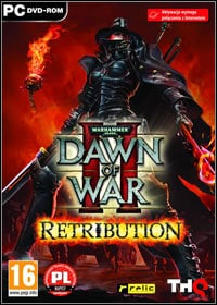 Okładka Warhammer 40,000: Dawn of War II - Retribution (PC)