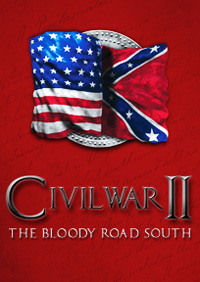 Okładka Civil War II: The Bloody Road South (PC)