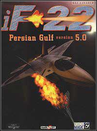 Okładka iF-22 Persian Gulf version 5.0 (PC)