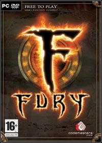 Okładka Fury (PC)