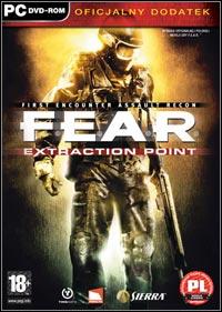 Okładka F.E.A.R.: Extraction Point (PC)