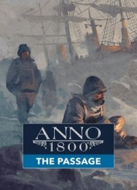 Game Box for Anno 1800: The Passage (PC)