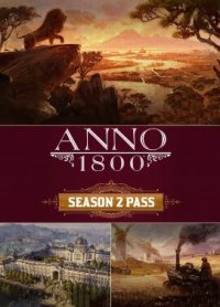 Game Box for Anno 1800: Land of Lions (PC)