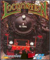 Okładka Locomotion (1992) (PC)