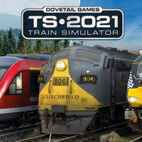 Okładka Train Simulator 2021 (PC)