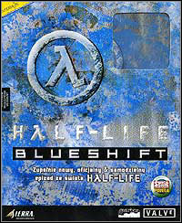 Okładka Half-Life: Blue Shift (PC)
