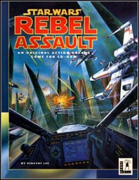Okładka Star Wars: Rebel Assault (PC)