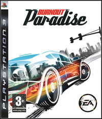 Game Burnout Paradise (PS3) cover