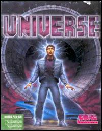 Okładka Universe (PC)