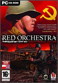 Okładka Red Orchestra: Ostfront 41-45 (PC)