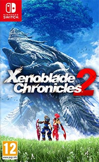 Game Box for Xenoblade Chronicles 2 (Switch)