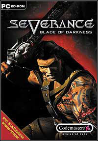 Game Box for Severance: Blade of Darkness (PC)