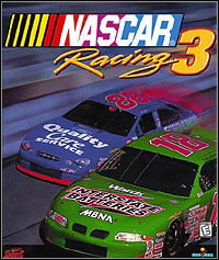 Okładka NASCAR Racing 3 (PC)