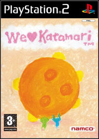 Okładka We Love Katamari (PS2)