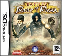 Okładka Battles of Prince of Persia (NDS)