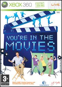 Okładka You're in the Movies (X360)