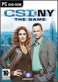 Okładka CSI: NY (PC)